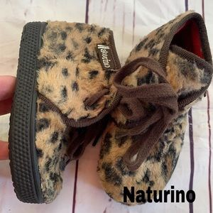 Naturino toddler girls 20 US 4.5 shoes boots